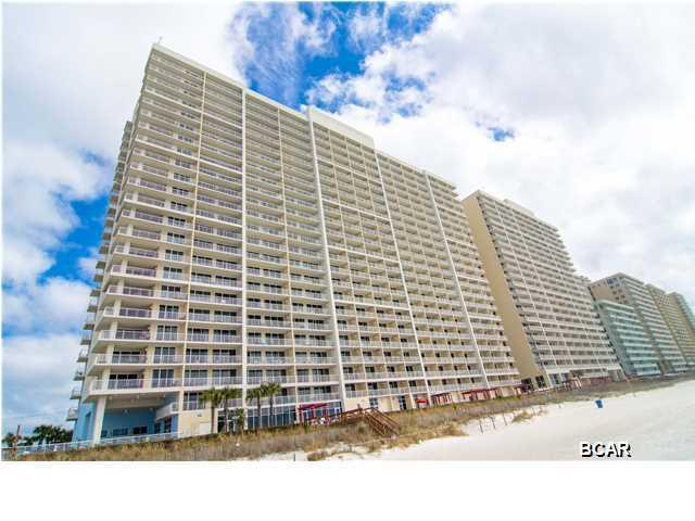 10901 Front Beach Road #413, Panama City Beach, FL 32407 (MLS #685267) :: Counts Real Estate Group