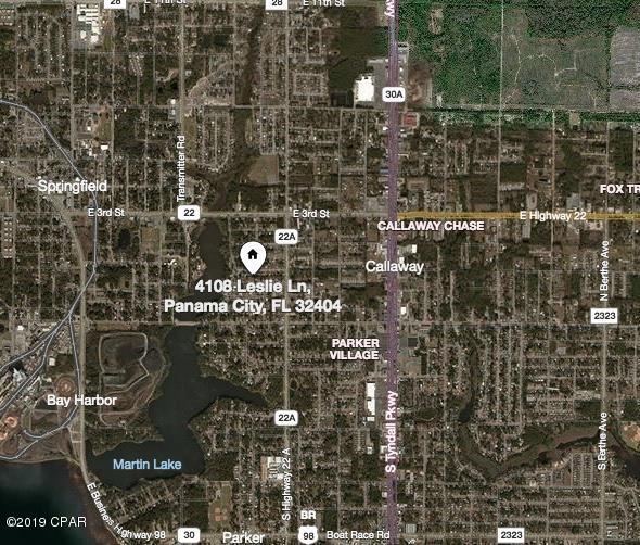 4108 Leslie Lane, Panama City, FL 32404 (MLS #685409) :: ResortQuest Real Estate
