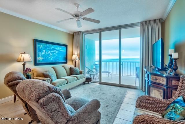 17281 Front Beach Road #1203, Panama City Beach, FL 32413 (MLS #685625) :: Keller Williams Emerald Coast
