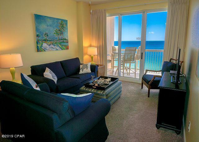 14825 Front Beach Road #1908, Panama City Beach, FL 32413 (MLS #685759) :: ResortQuest Real Estate