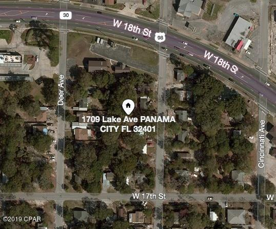 1709 Lake Avenue, Panama City, FL 32401 (MLS #686336) :: Berkshire Hathaway HomeServices Beach Properties of Florida