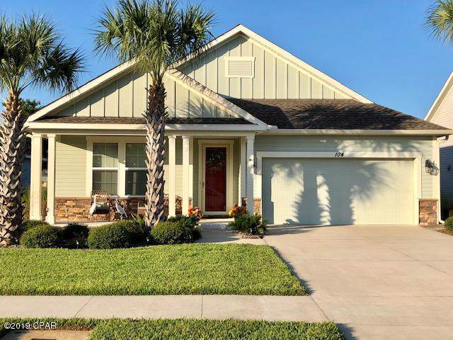 104 Blue Sage Road, Panama City Beach, FL 32413 (MLS #688468) :: CENTURY 21 Coast Properties