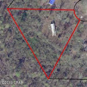 9110 Oakridge Lane, Youngstown, FL 32466 (MLS #689736) :: CENTURY 21 Coast Properties