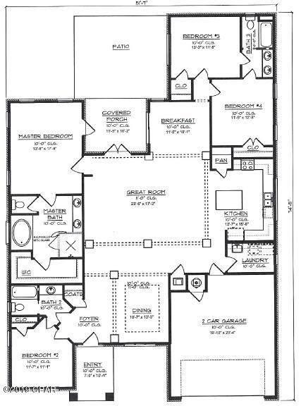 318 Marsh Island Drive, Lynn Haven, FL 32444 (MLS #690473) :: ResortQuest Real Estate