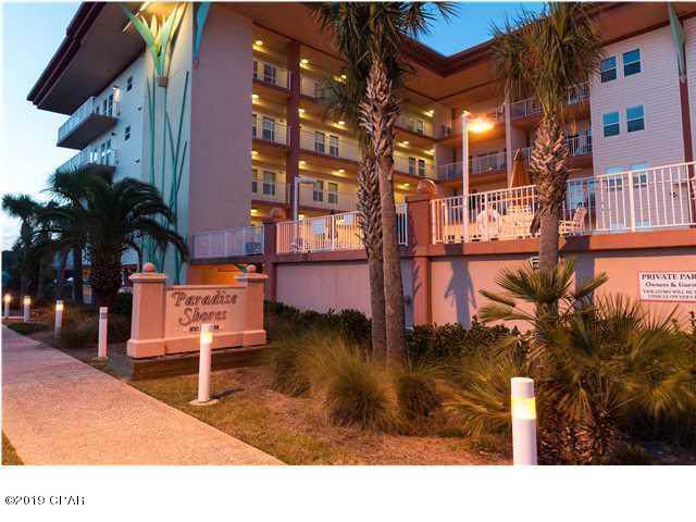 800 Highway 98 #404, Mexico Beach, FL 32456 (MLS #691871) :: Counts Real Estate Group, Inc.