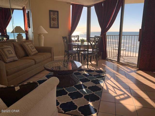 9850 S Thomas Drive 603W, Panama City Beach, FL 32408 (MLS #692308) :: Counts Real Estate Group, Inc.