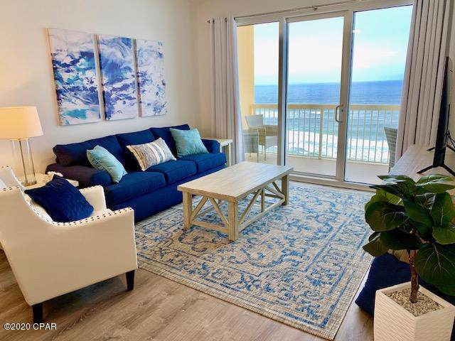 15817 Front Beach Road #708, Panama City Beach, FL 32413 (MLS #692527) :: EXIT Sands Realty