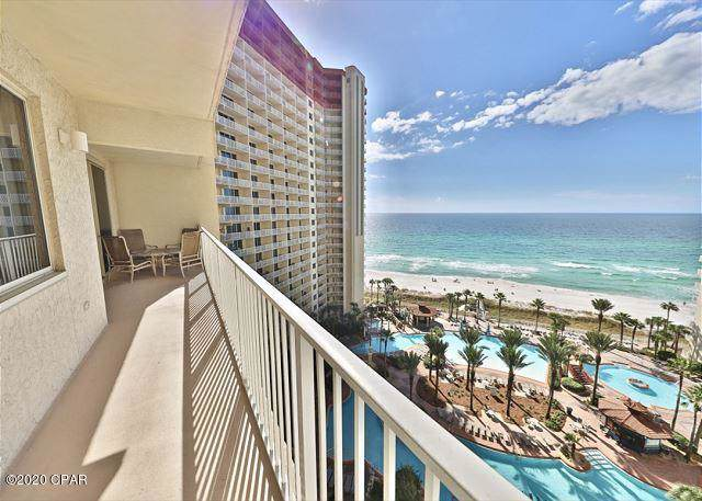 9900 S Thomas Drive #1117, Panama City Beach, FL 32408 (MLS #692798) :: ResortQuest Real Estate