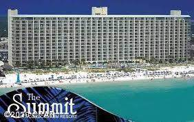 8743 Thomas Drive #906, Panama City Beach, FL 32408 (MLS #693325) :: Counts Real Estate Group, Inc.