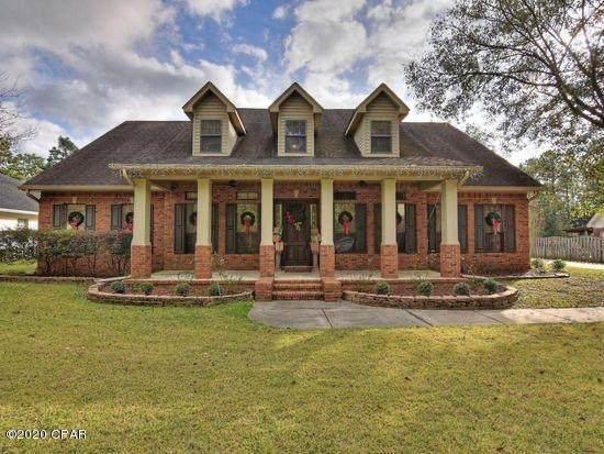 203 Judy Circle, Lynn Haven, FL 32444 (MLS #694168) :: Berkshire Hathaway HomeServices Beach Properties of Florida