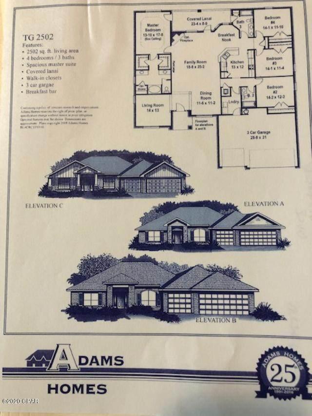 128 Lake Merial Boulevard, Southport, FL 32409 (MLS #694201) :: Counts Real Estate Group