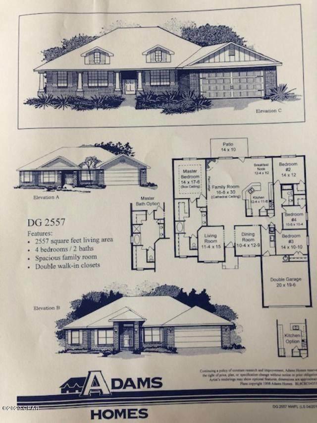144 Lake Merial Boulevard, Southport, FL 32409 (MLS #694270) :: Team Jadofsky of Keller Williams Success Realty