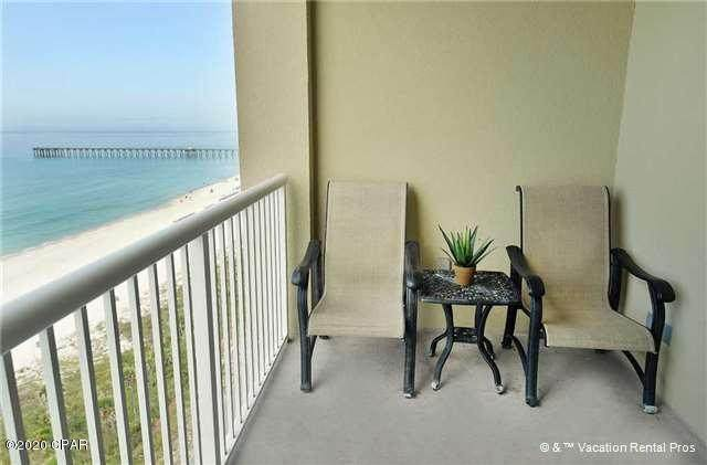 11807 Front Beach 1102 Road #1102, Panama City Beach, FL 32407 (MLS #694586) :: Counts Real Estate Group