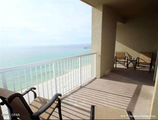 11807 Front Beach 1604 Road #1604, Panama City Beach, FL 32407 (MLS #694708) :: Team Jadofsky of Keller Williams Success Realty