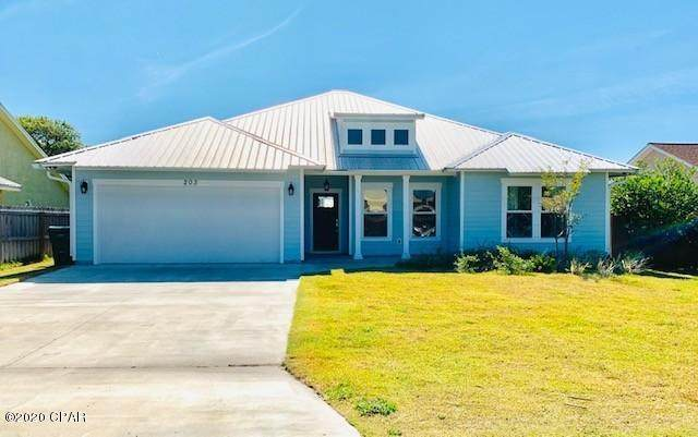 203 Nautilus Street, Panama City Beach, FL 32413 (MLS #696131) :: Scenic Sotheby's International Realty