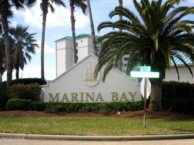 1600 Marina Bay Drive #309, Panama City, FL 32409 (MLS #696292) :: Team Jadofsky of Keller Williams Success Realty