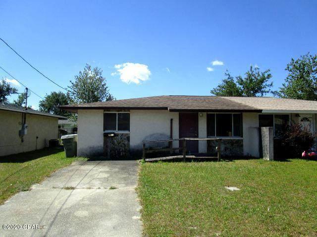 1025 Bradford Circle, Lynn Haven, FL 32444 (MLS #697655) :: Team Jadofsky of Keller Williams Success Realty