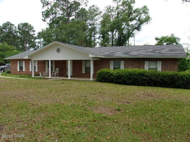 2395 Jenkins Road, Bonifay, FL 32425 (MLS #697873) :: Vacasa Real Estate