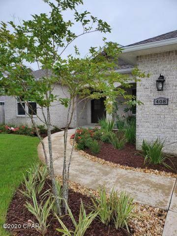 408 Landings Drive, Lynn Haven, FL 32444 (MLS #698025) :: Scenic Sotheby's International Realty