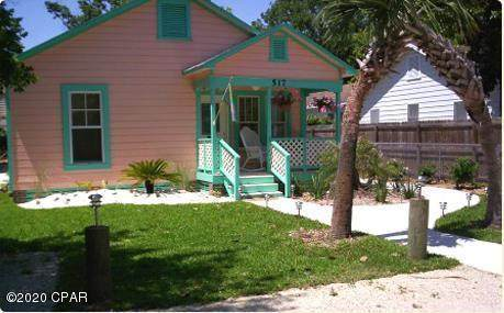 517 E 4th Street, Port St. Joe, FL 32456 (MLS #698204) :: Scenic Sotheby's International Realty