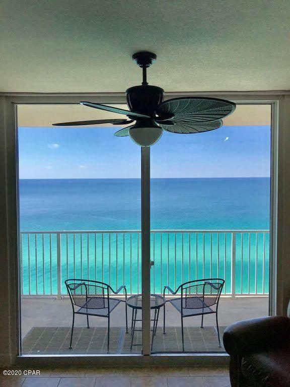 16819 Front Beach Road #1807, Panama City Beach, FL 32413 (MLS #699419) :: Keller Williams Realty Emerald Coast