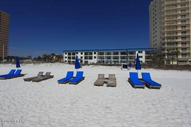 8610 Surf Drive #108, Panama City Beach, FL 32408 (MLS #699458) :: Counts Real Estate Group