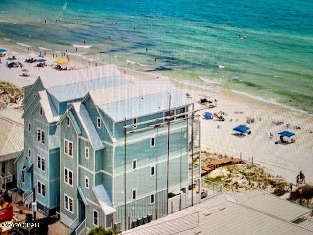 6705 Gulf Drive, Panama City Beach, FL 32408 (MLS #699479) :: Beachside Luxury Realty