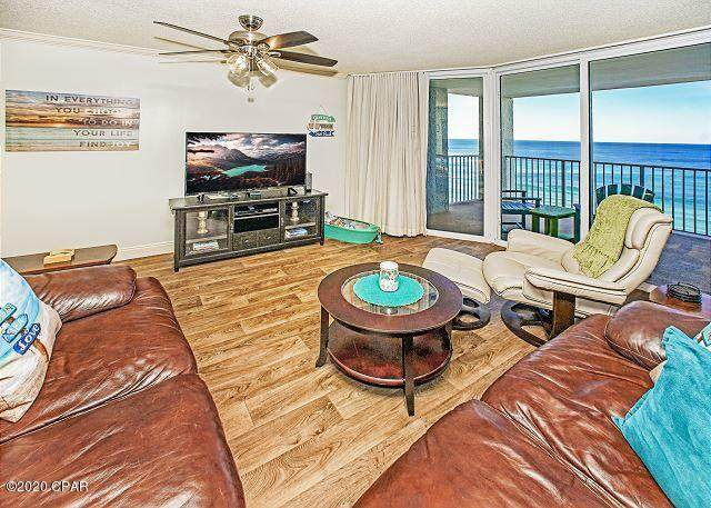 10509 Front Beach Road #1104, Panama City Beach, FL 32407 (MLS #699663) :: Counts Real Estate Group