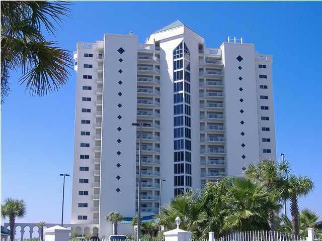 6415 Thomas Drive #1501, Panama City Beach, FL 32408 (MLS #701169) :: Counts Real Estate Group