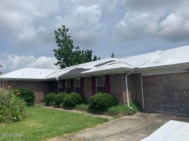 312 Alexander Drive, Lynn Haven, FL 32444 (MLS #701675) :: Vacasa Real Estate
