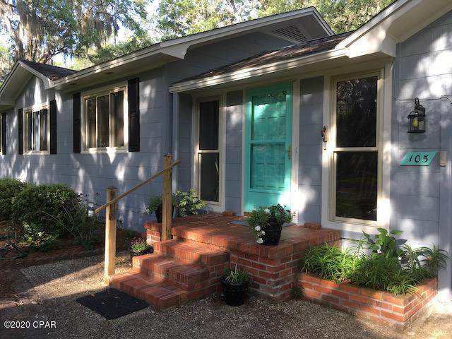 105 N Cove Terrace Drive, Panama City, FL 32401 (MLS #701869) :: Anchor Realty Florida
