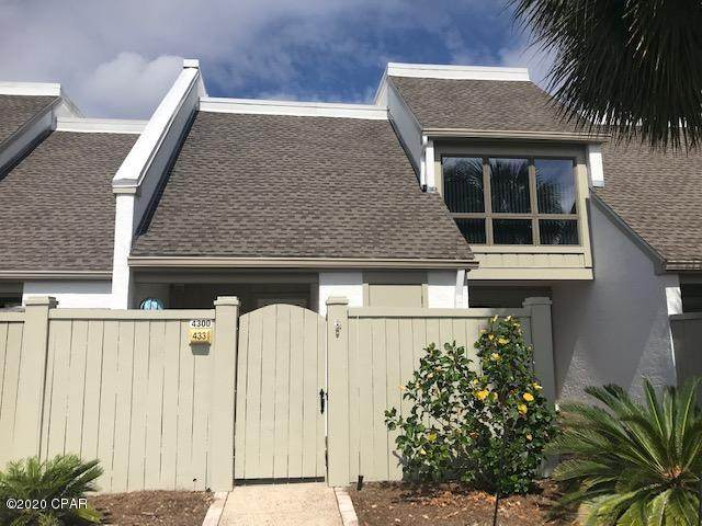 4300 Bay Point Road #433, Panama City Beach, FL 32408 (MLS #701896) :: Counts Real Estate Group