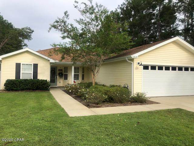 13630 Woodcrest Boulevard, Southport, FL 32409 (MLS #702213) :: Counts Real Estate on 30A