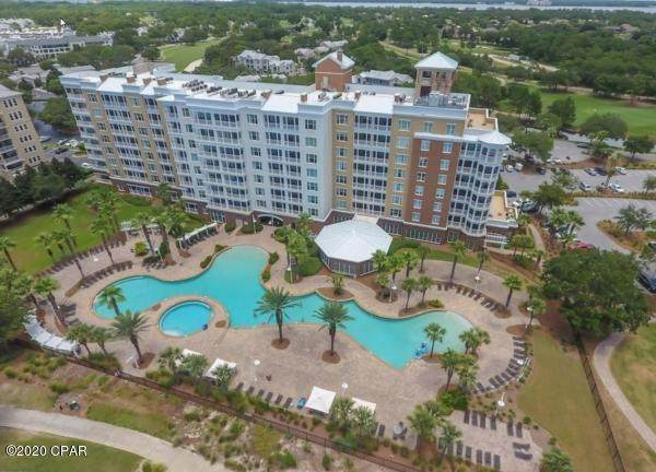 4100 Marriott Drive #211, Panama City Beach, FL 32408 (MLS #704327) :: The Ryan Group
