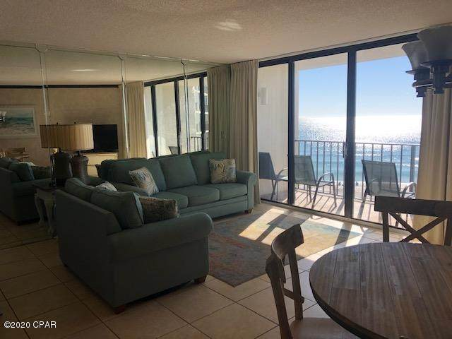 11619 Front Beach Road #405, Panama City Beach, FL 32407 (MLS #704640) :: Counts Real Estate Group