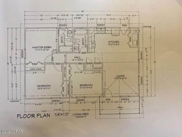 6618 Grande Oak Loop Lot 19, Grand Ridge, FL 32442 (MLS #704939) :: Corcoran Reverie