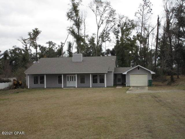 4708 The Oaks Drive, Marianna, FL 32446 (MLS #706484) :: Counts Real Estate on 30A