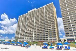 10811 Front Beach Road #705, Panama City Beach, FL 32407 (MLS #706780) :: Scenic Sotheby's International Realty