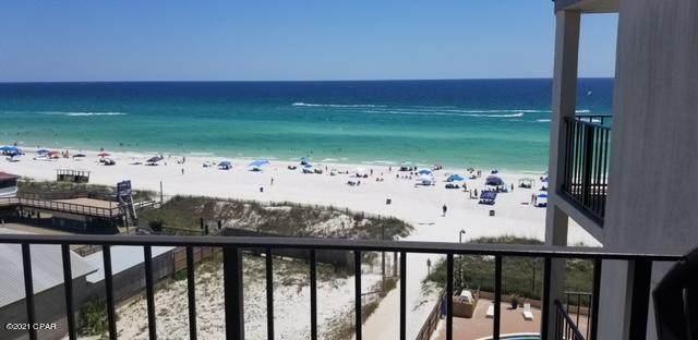 8815 Thomas 807 Drive #807, Panama City Beach, FL 32408 (MLS #706945) :: Vacasa Real Estate