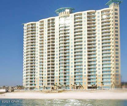 15625 Front Beach Road #611, Panama City Beach, FL 32413 (MLS #707223) :: Team Jadofsky of Keller Williams Realty Emerald Coast