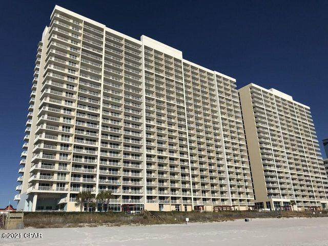 10901 Front Beach Road #309, Panama City Beach, FL 32407 (MLS #707830) :: Team Jadofsky of Keller Williams Realty Emerald Coast
