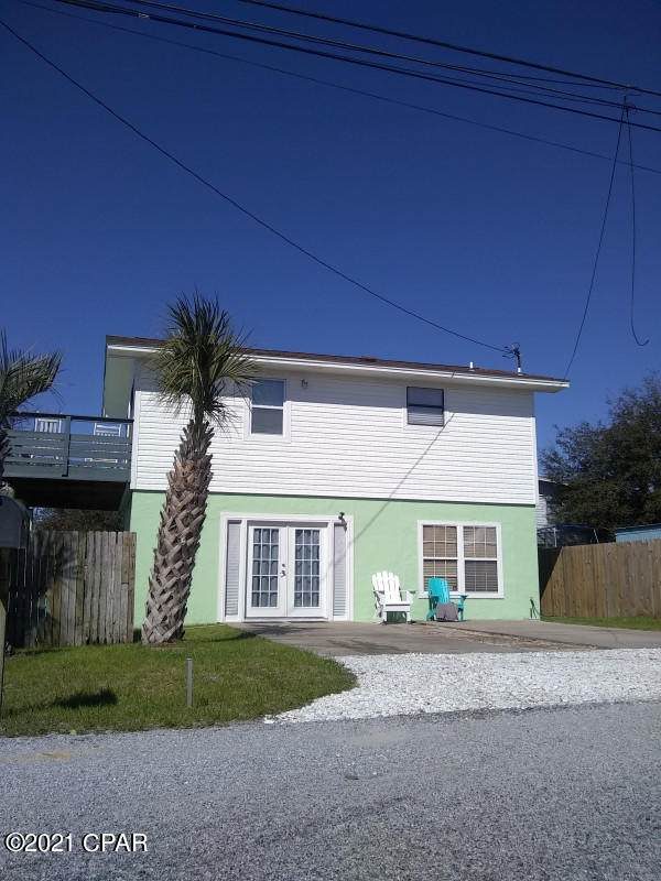 213 Laguna Street, Panama City Beach, FL 32413 (MLS #708177) :: The Ryan Group