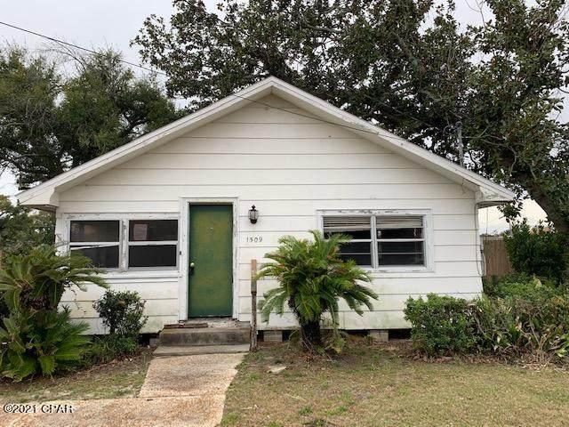1509 Wilmont Avenue, Panama City, FL 32405 (MLS #708329) :: Scenic Sotheby's International Realty