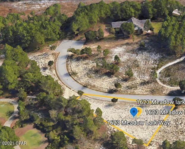 1623 Meadowlark Way, Panama City Beach, FL 32413 (MLS #709262) :: Berkshire Hathaway HomeServices Beach Properties of Florida
