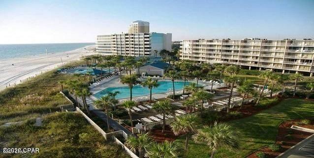 7205 Thomas Drive D605, Panama City Beach, FL 32408 (MLS #709327) :: Vacasa Real Estate