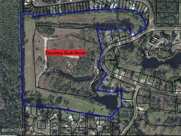 Acreage Country Club Drive, Panama City, FL 32404 (MLS #709982) :: Dalton Wade Real Estate Group