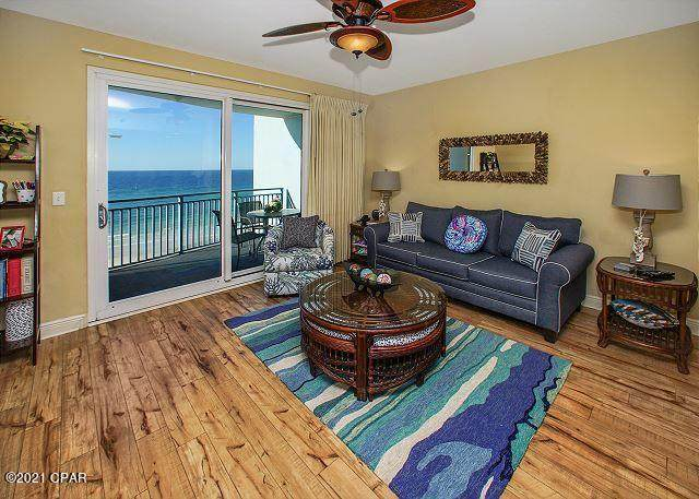 16701 Front Beach Road #605, Panama City Beach, FL 32413 (MLS #710705) :: Counts Real Estate Group