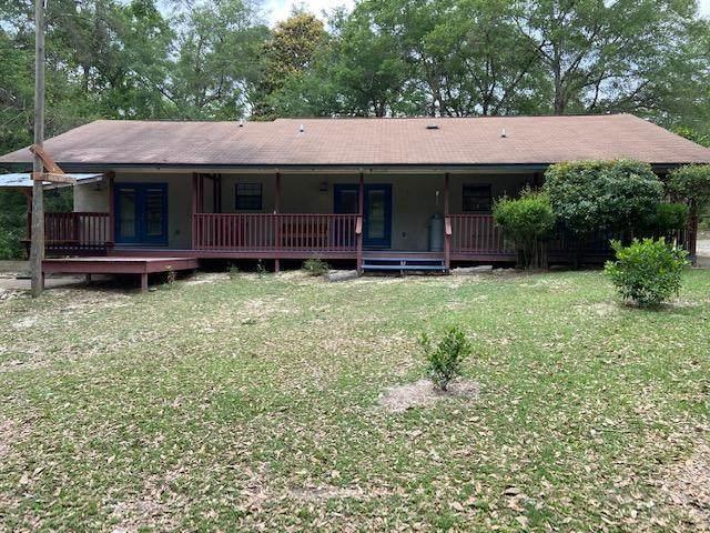5623 Crews Lake Road, Ebro, FL 32437 (MLS #711110) :: Dalton Wade Real Estate Group