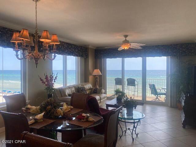 10713 Front Beach Road #401, Panama City Beach, FL 32407 (MLS #711336) :: Team Jadofsky of Keller Williams Realty Emerald Coast