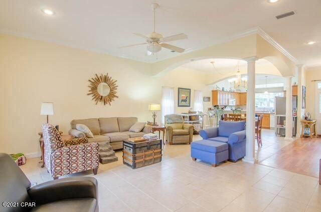 205 Wisteria Street, Panama City Beach, FL 32407 (MLS #711508) :: Scenic Sotheby's International Realty